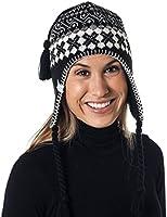 Alki'i Braided Aviator womens warm beanie snowboarding winter snow hats - 5 colors