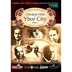 Characters of Ybor City - DVD Part 1