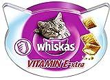 Whiskas Knusper-Taschen Vitamin E-XTRA