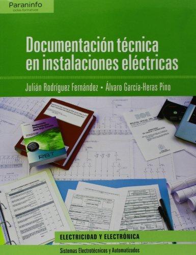 DOCUMENTACION TECNICA EN INSTALACIONES ELECTRICAS