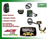 Sports Et Loisirs Best Deals - Garrett Ace 250Metal Detector, Sport, senza dischi (2dischi in diverse misure nella confezione)