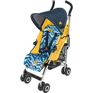 Amazon.com : Maclaren Quest Sport Stroller, Beatles Yellow ...