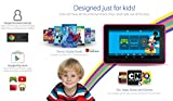 Smartab STJR76PK 7'' Kids Tablet With Preloaded Disney Apps, Games & Books, Android 4.4 Kitkat, 1 YEAR WARRANTY