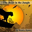 The Beast in the Jungle (       UNABRIDGED) by Henry James Narrated by Donna Barkman