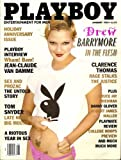 PLAYBOY mAGAZINE January 1995 Drew Barrymore Issue (Drew Barrymore In The Flesh!)