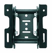 AVF EL101B-A Adjustable Tilt TV Mount for 12-Inch to 25-Inch Screens (Black)