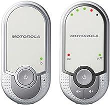 Comprar Motorola MBP11 - Vigilabebés audio, color blanco