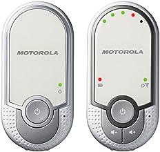 Motorola MBP11 - Vigilabebés digital de audio, color blanco