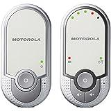 Motorola Babyphone Audio - MBP11 - Blanc/Gris