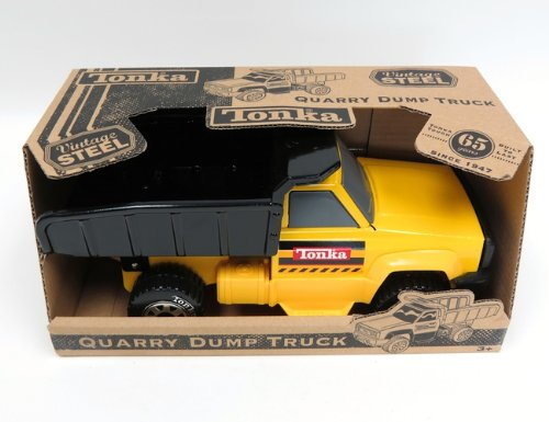 Tonka Retro Classic Steel Quarry Dump Truck