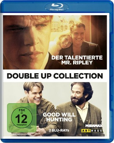 GOOD WILL HUNTING / THE TALENTED MR. RIPLEY (2 DIS