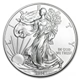 2014 Silver Eagle --US MINT