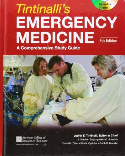 Tintinalli's Emergency Medicine: A Comprehensive Study...