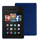 "Fire HD 7, 7"" HD Display, Wi-Fi, 8 GB - Includes Special Offers, Cobalt"