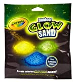 Crayola Glow Sand Refill Pack