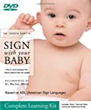 SIGN with your BABY - Quick Start Baby Sign Language (ASL) Kit: Includes Book, How-to DVD, Quick Reference Guide
