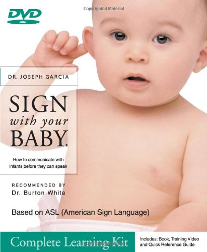 SIGN with your BABY - Baby Sign Language (ASL) Kit: Includes Book, How-to DVD, Quick Reference Guide