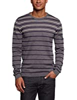 ESPRIT Pull-over Col ras du cou Homme