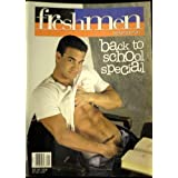 Freshmen September 1996 (Back to School Special! Cover: Rick Woods) ~ Freshmenn Magazine