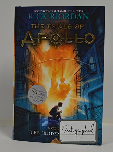 rick-riordan-signed-the-trials-of-apollo-book-1-the-hidden-oracle-hardcover-book-first-edition-exclu