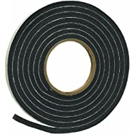 Thermwell Products Co. R538HDB Sponge Rubber Weatherstrip Tape