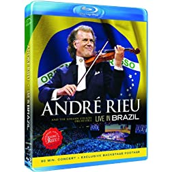 Live in Brazil [Blu-ray]