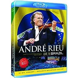 Live in Brazil [Blu-ray]
