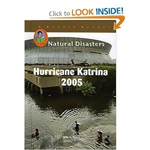 Hurricane Katrina, 2005 (Robbie Readers) (Natural Disasters (Mitchell