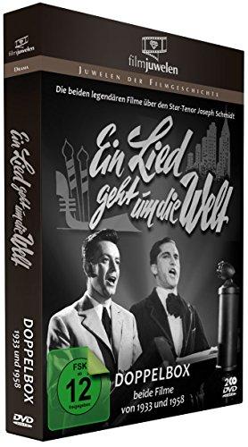 Ein Lied geht um die Welt - Doppelbox 1933 + 1958 (Filmjuwelen) [2 DVDs]