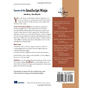 Secrets of the JavaScript Livre en Ligne - Telecharger Ebook