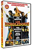 Los Demoledores (Three the Hard Way) 1974 [DVD]