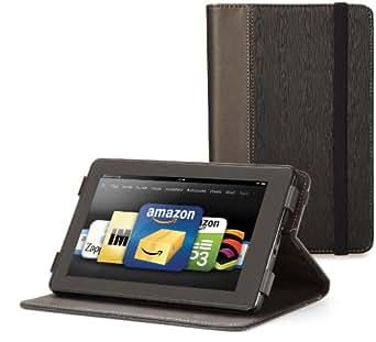 Marware - Vibe - Étui avec support pour Kindle Fire - Noir (est compatible avec Kindle Fire uniquement)