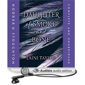 Daughter of Smoke and Bone (Unabridged)