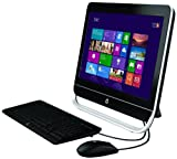 HP Pavilion 20-b130ea All-in-One Desktop PC (AMD E1 1200 1GHz Processor, 8GB RAM, 1 TB HDD, Windows 8)