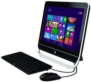 HP Pavilion 20-b130ea All-in-One Desktop PC (AMD E1 1200 1GHz Processor, 8GB RAM, 1 TB HDD, Windows 8)