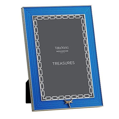 vera-wang-by-wedgwood-banado-en-plata-con-treasures-azul-de-libelulas-y-4-x-6-marco-de-fotos