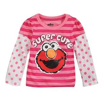 "Amazon Sesame Street Elmo ""Fun Friends"" Toddler Girls"