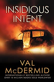 Book Cover: Insidious Intent