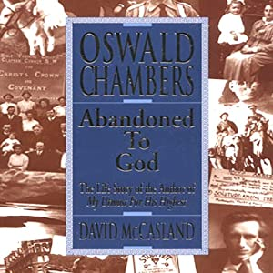 Oswald Chambers Hörbuch