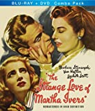 Cover art for  The Strange Love of Martha Ivers (Blu-Ray/DVD Combo Pack)