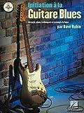 Initiation a la Guitare Blues + CD