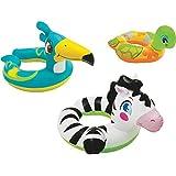 Schwimmring Tiere, Spielring offen mit Kopf