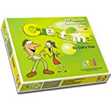 Cuéntame: 286 Spanish Conversation Cards  (Spanish Edition)