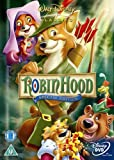 Robin Hood - Disney Cartoon