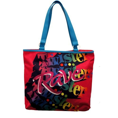 Twister Rave Tote Bag - Twister