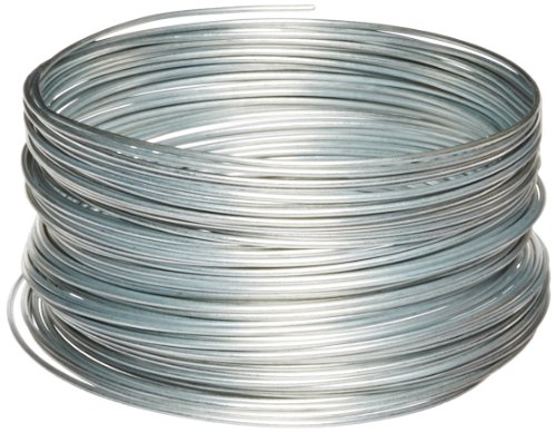 OOK 50141 12 Gauge, 100ft Steel Galvanized Wire (12 Gauge Craft Wire compare prices)