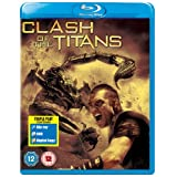 "Clash of The Titans - Triple Play (Blu-Ray + DVD + Digital Copy) [UK Import]von ""Warner"""