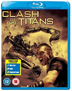 Clash of the Titans (Blu-ray + DVD) [Region Free]