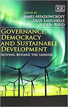 Governance, Democracy And Sustainable Development: Moving Beyond The Impasse