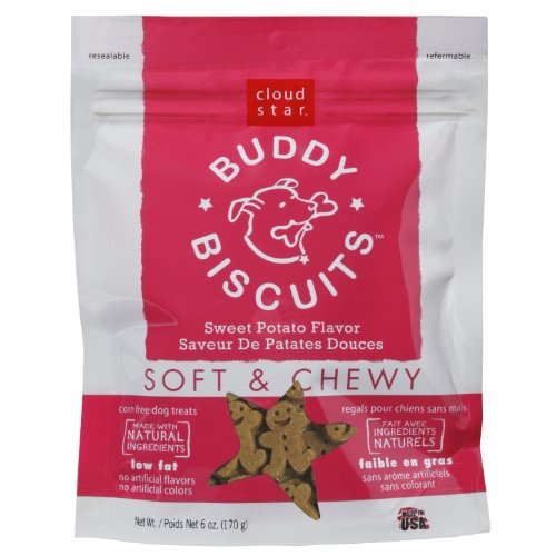 Cloud Star Soft and Chewy Buddy Biscuits, Sweet